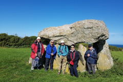 Carreg Samson dolmen